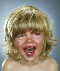 4 llanto niños capturado imágenes Jill Greenberg