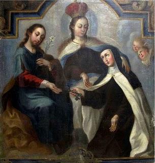 SJ Ma y Sta Teresa