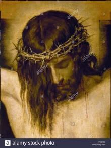 cristo-crucificado-detalle-de-la-cabeza-cristo-crucificado-madrid-museo-del-prado-autor-diego-velazquez-1599-1660-ubicacion-museo-del-prado-pintura-madrid-espana-p4b18x