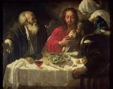 abril 15, Aparición a los discípulos de Emaús