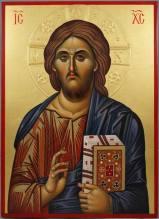 Jesus_Christ_Pantocrator_Hand-Painted_Byzantine_Icon_23kt_Gold_Leaf_Background_02